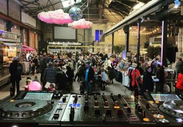 ParentFolk head to Camp & Furnace with Festive Family Social