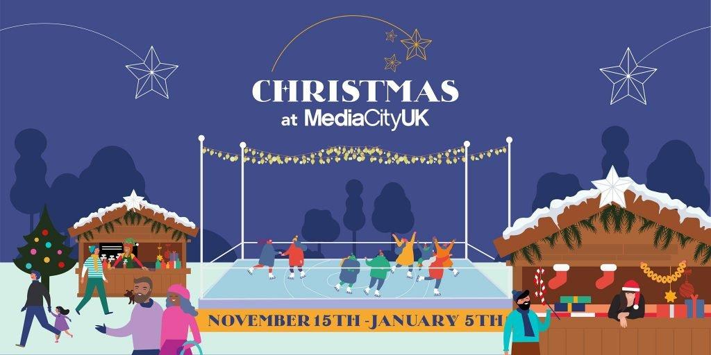 Christmas at MediaCityUK