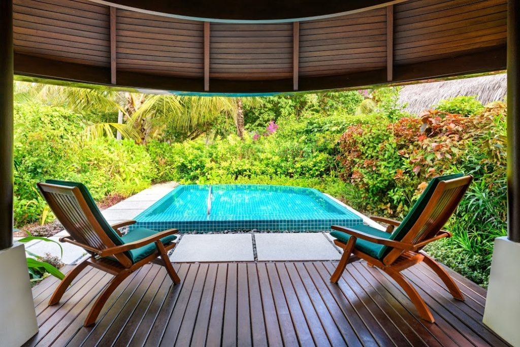 Cottage Room with Plunge pool 1