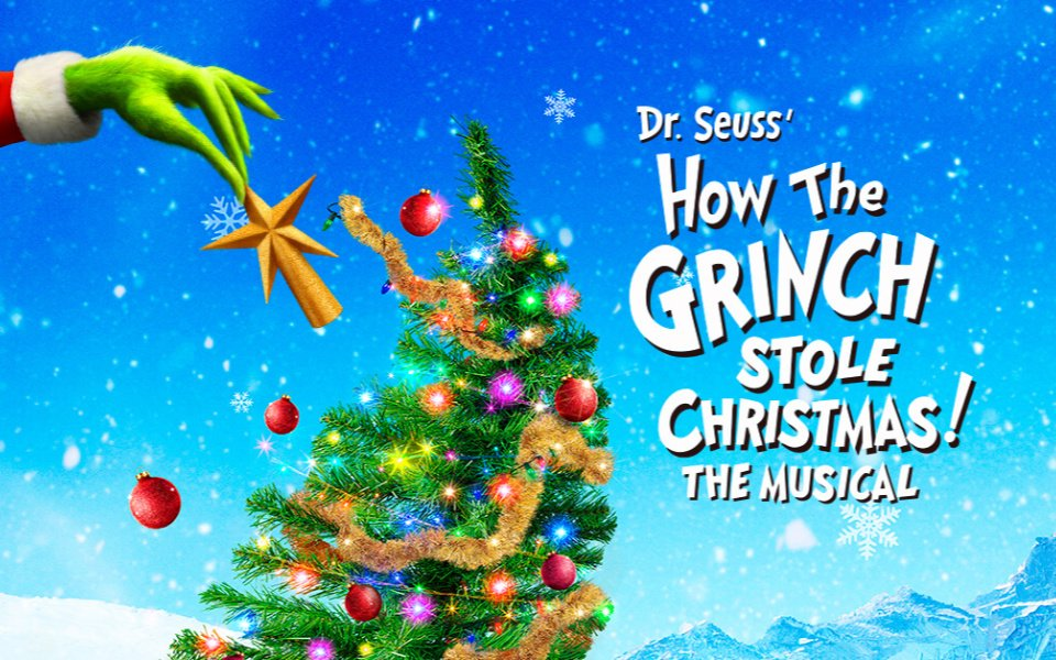The Grinch at The Lowry