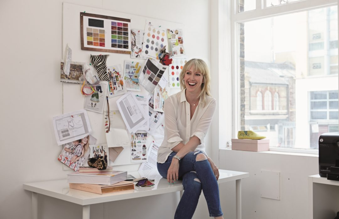 Behind the Brand: Claire Burrows, Founder of Air & Grace
