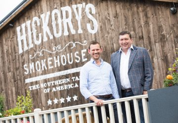 Hickory's Smokehouse Launch Campaign To Raise £50k For Families In Crisis