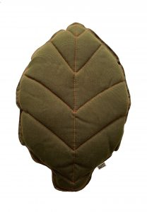 Leaf Cushion by Happy Mess 28 2