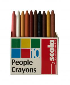 People Crayons 5 3