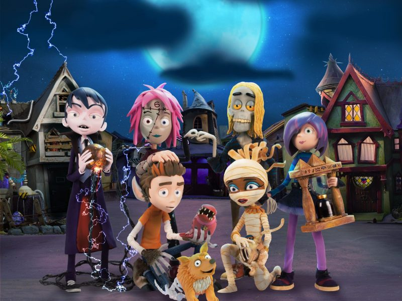 Families spending Halloween At Home invited to party with spook-tastic Scream Street