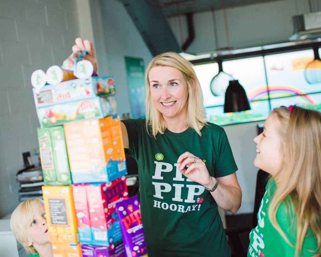 Karen and Charlotte Pip Organic