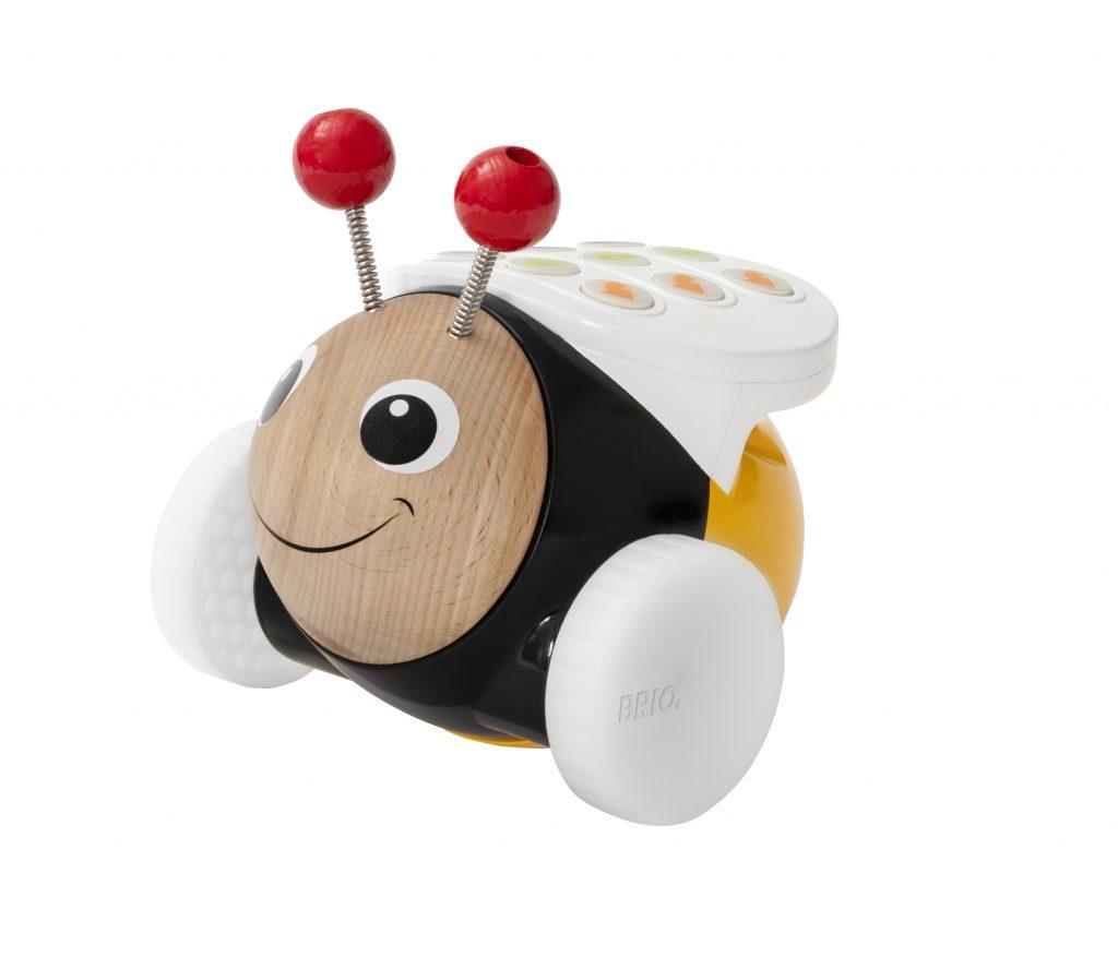 BRIO Code and Go Bumblebee