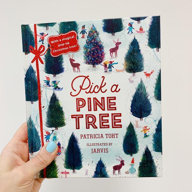 Pick A Pine Tree www.we are pop.co .uk