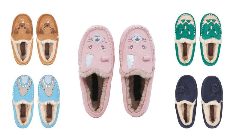 Snuggle and Snooze Slippers 24.99 Start Rite