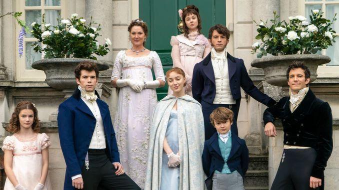 Bridgerton series on Netflix inspires baby names